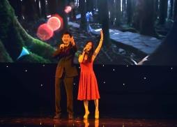 著名歌手付笛聲和任靜夫婦深情演唱經典情歌《知心愛人》