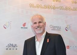 美國迪士尼公司副總裁 David Kornblum 先生