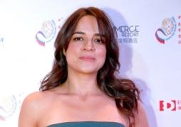 好萊塢著名影星Michelle Rodirguez