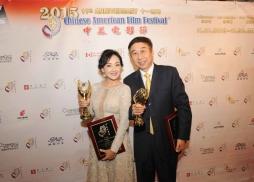 《老農民》女主角牛莉,《生活有點兒甜》男主角馮鞏獲優秀中國電視劇最佳男女主角獎。
