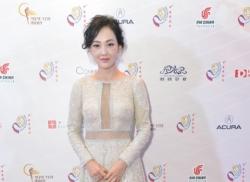 中國著名影視明星牛莉