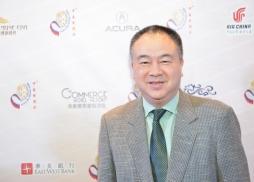 中國著名導演高志森先生
