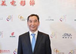 中國電影合作製片公司總經理苗曉天先生