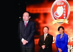 中國新聞出版廣電總局電影局 副局長毛羽致詞