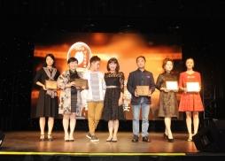 中美電影節向入圍電影頒發入圍獎2