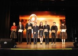 中美電影節向入圍電影頒發入圍獎4