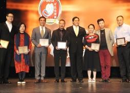 中美電影節向入圍電視劇頒發入圍獎