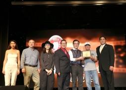 中美電影節向入圍電視劇頒發入圍獎2