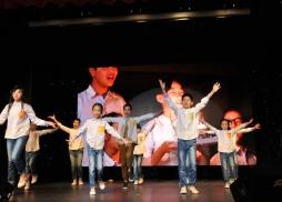 參展電影《你好啊,自己》兒童歌舞節目