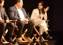 出演過《速度與激情》和《阿凡達》的國際巨星Michelle Rodriguez 發言
