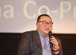 陽光七星媒體集團 主席吳征發言