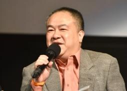 香港著名導演高志森發言