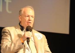 美國奧斯卡得主、著名導演、 編劇和音效製作人Richard Anderson發言