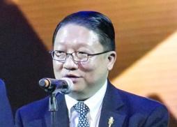 中美電影節主席蘇彥韜致詞