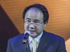 中國新聞出版廣電總局電影局副局長毛羽開場致詞