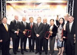 中國各大電影公司與好萊塢六大電影公司高層主管共同出席第十屆中美電影節
