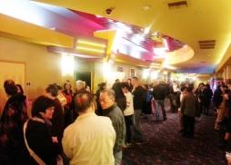中美電影節展映受到許多喜愛電影的觀眾踴躍支持