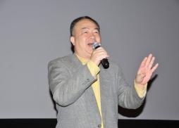 高志森導演與觀眾互動
