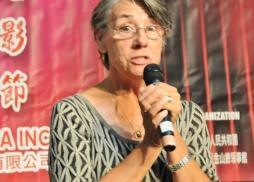 美國電影協會MPA西海岸辦公室 特別項目經理Debi Bois致辭