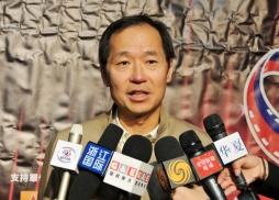 中美電影節官方指定航空公司中國國際航空公司北美總經理池志航接受媒體採訪
