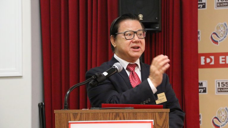 San Gabriel City Mayor, CHIN HO LIAO