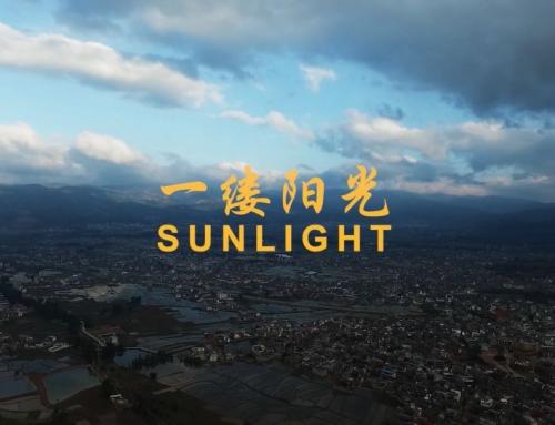 《一缕阳光》