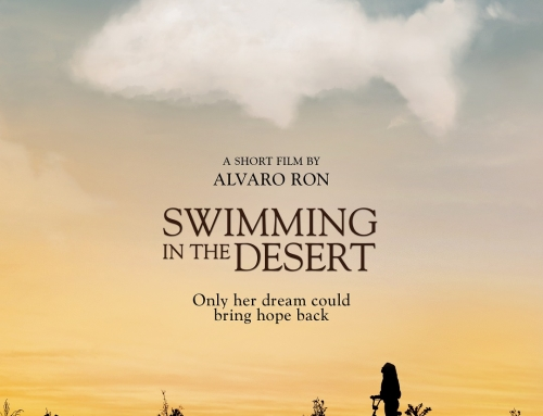 Swimming In The Desert