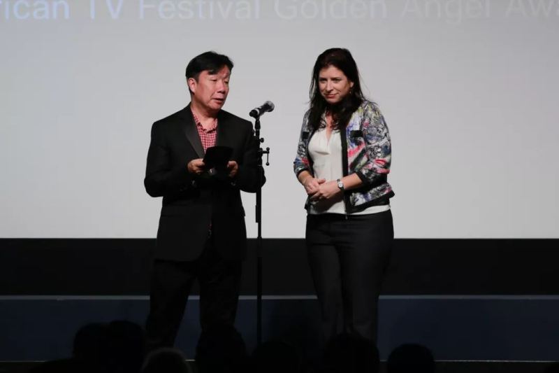 Chinese American Film Festival - 2018 Chinese American TV